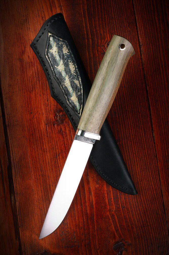 форма ножа рыболова